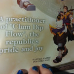"""Clam Dip Flow!"""