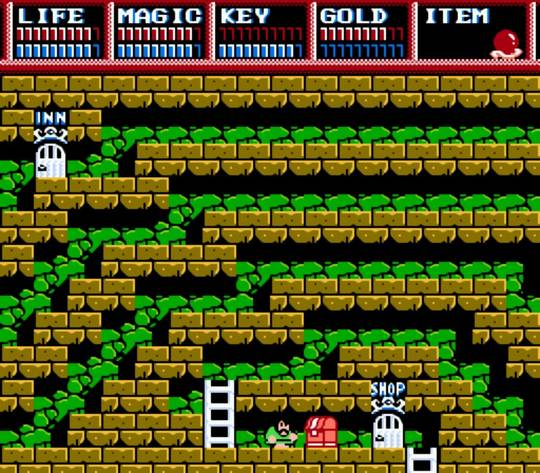 Source: Black Rabite @ Gamefaqs (http://www.gamefaqs.com/nes/587404-legacy-of-the-wizard/images/screen-25)