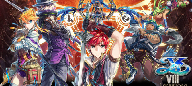 Ys VIII Launching on PC on Jan 30 – Console Patches to Release on Same Day