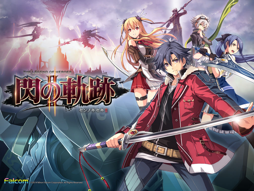 Xseed Games To Release Trails Of Cold Steel Ii On Ps4 On June 4 In